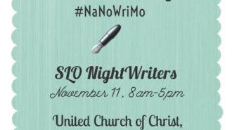 National Novel Writing Month, NaNoWriMo, SLO NightWriters