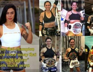 Atascadero local wins two Muay Thai championships in less than 30 days