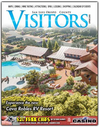 SLO County Visitors Guide