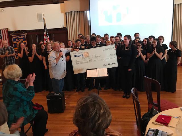 Paso Robles High School Choir
