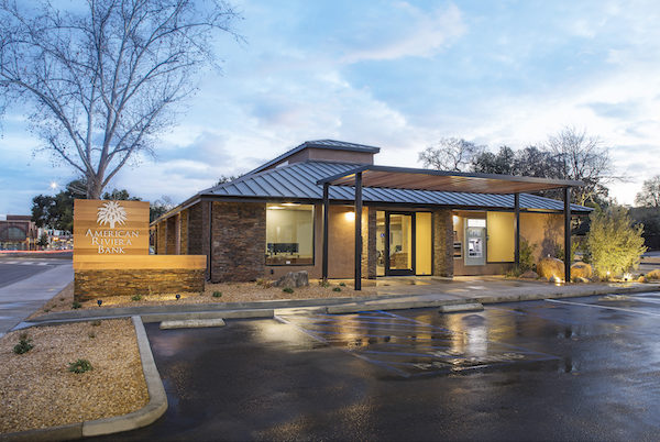 American Riviera Bank Paso Robles branch