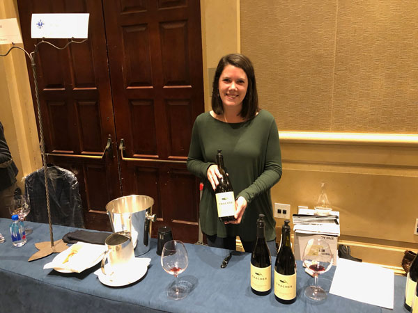Meghan Hoppes of Thacher Winery
