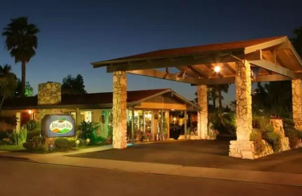 Adelaide Inn of Paso Robles photo via hotels.com