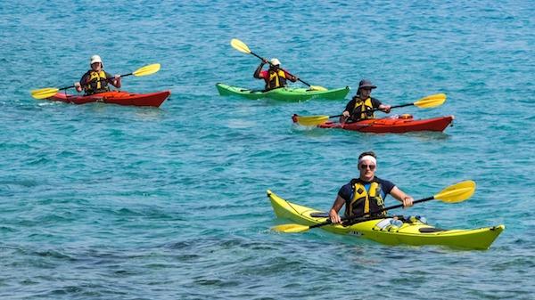 kayakers sought in morro bay