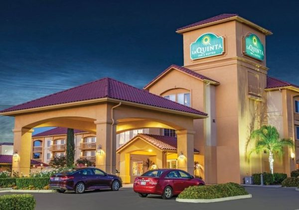 Hotels Near Paso Robles Event Center