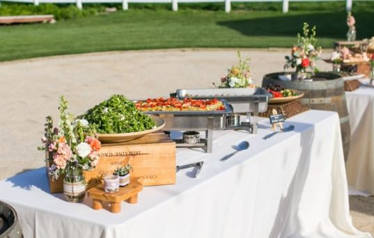 caterer paso robles, ca