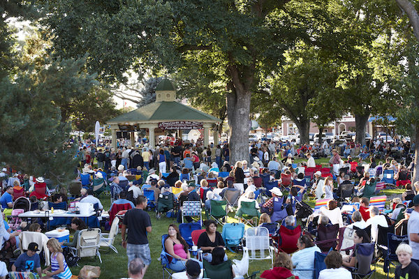 Concerts in the park paso robles