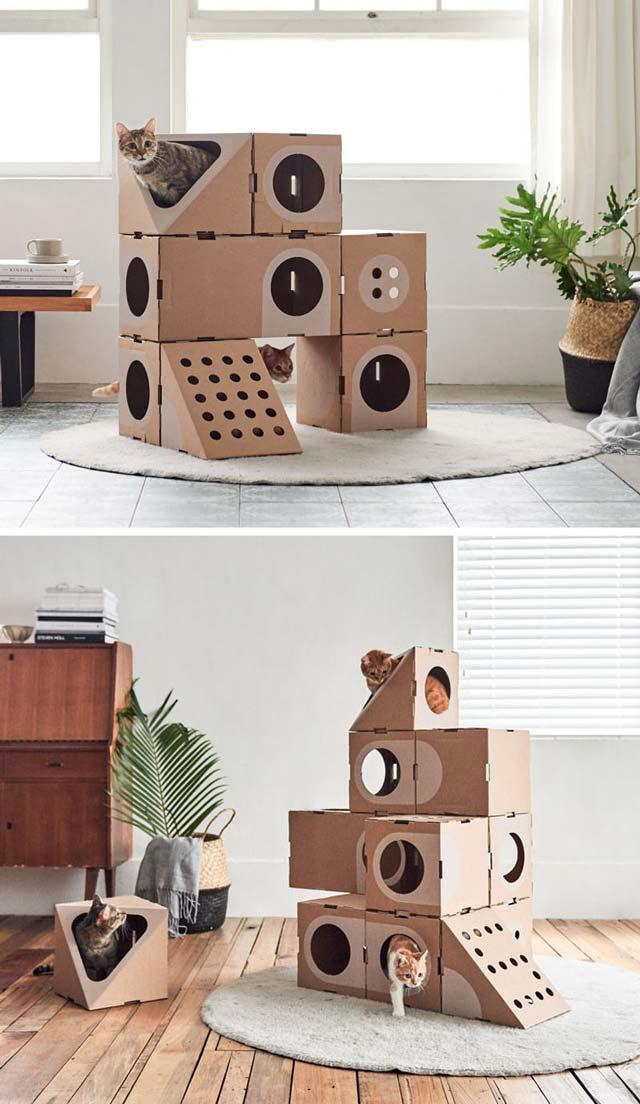 cat module boxes