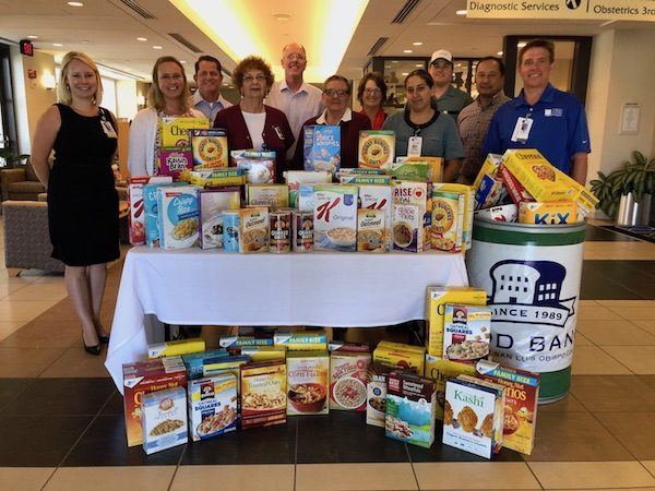 Sierra Vista & Twin Cities Cereal Drive
