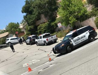 Multi-casualty vehicle accident in Paso Robles