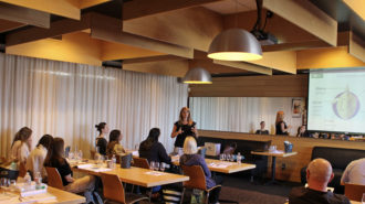 Monica Marin - WSET Award course