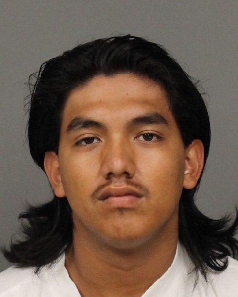 19-year-old Dario Salvador Montana Diaz