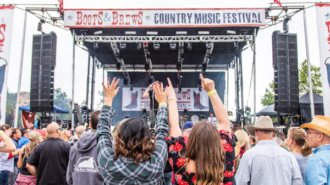 Boots and brews country music festival SLO