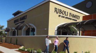 Riboli family winery