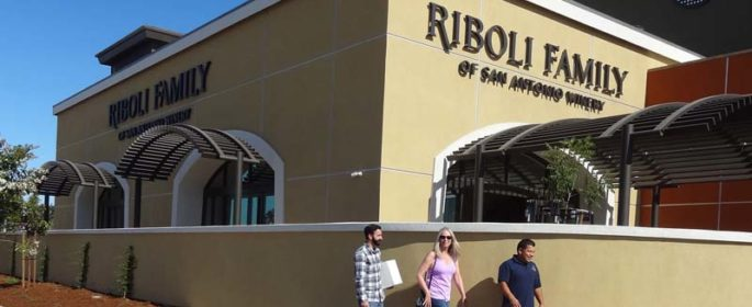 Riboli family winery
