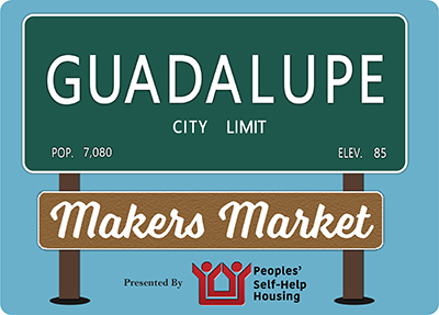 Guadelupe makers market