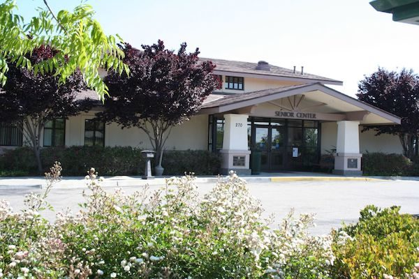 Paso Robles Senior Center.