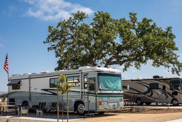 RV resort paso robles