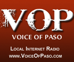 Voice of Paso Robles VOP 2018