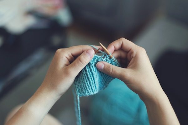 Learn to knit and crochet at the library Feb. 23