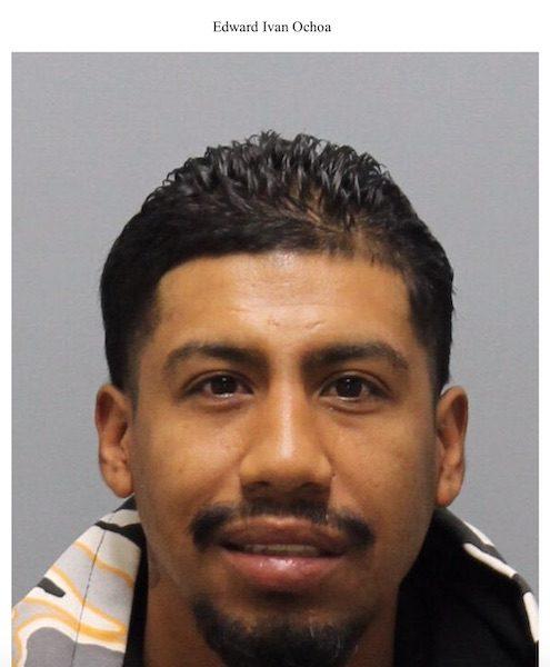 Edward Ivan Ochoa chase bank robbery