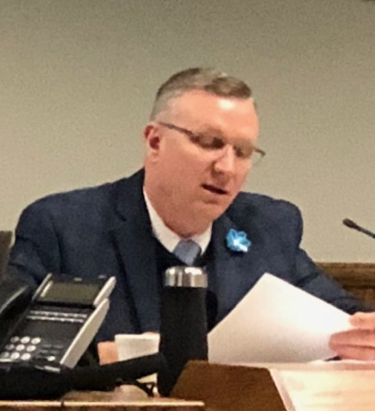 Paso Robles Joint Unified School District Chief Business Officer Brad Pawloski.