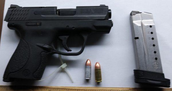 stolen gun grover beach