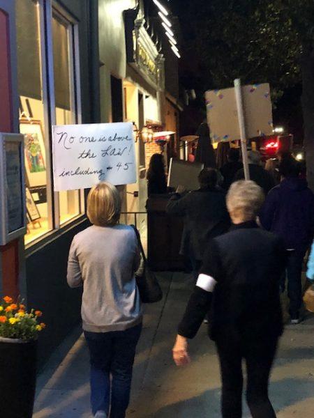 paso robles protestors