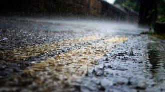 rainfall paso robles