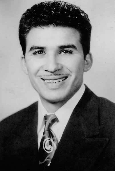Lazaro Morones obituary