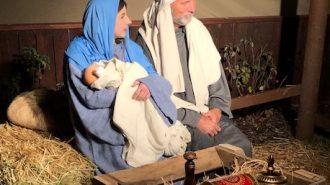 templeton live nativity