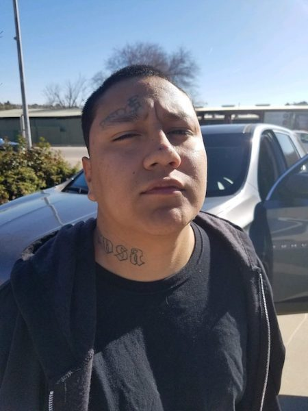 Shalom Mendoza escaped inmate captured in paso robles