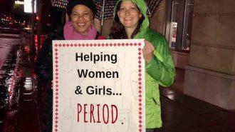 feminine hygiene product drive san luis obispo