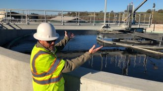 Tertiary water treatment plant paso robles