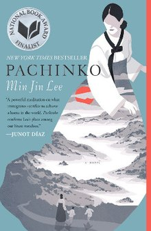 Min Jin Lee's Pachinko paso robles library book club