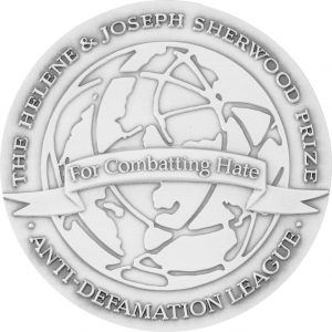 award for combatting hate