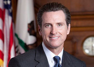 Gavin Newsom affordable housing