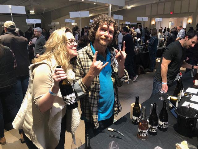 Hundreds gather for Rhone Rangers wine tasting