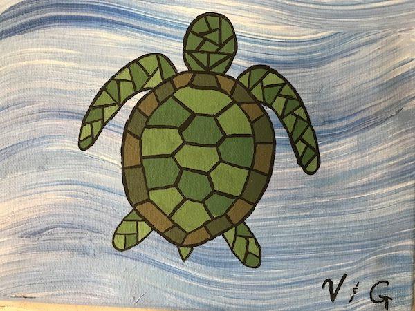 Tortuga by Victoria Anaya