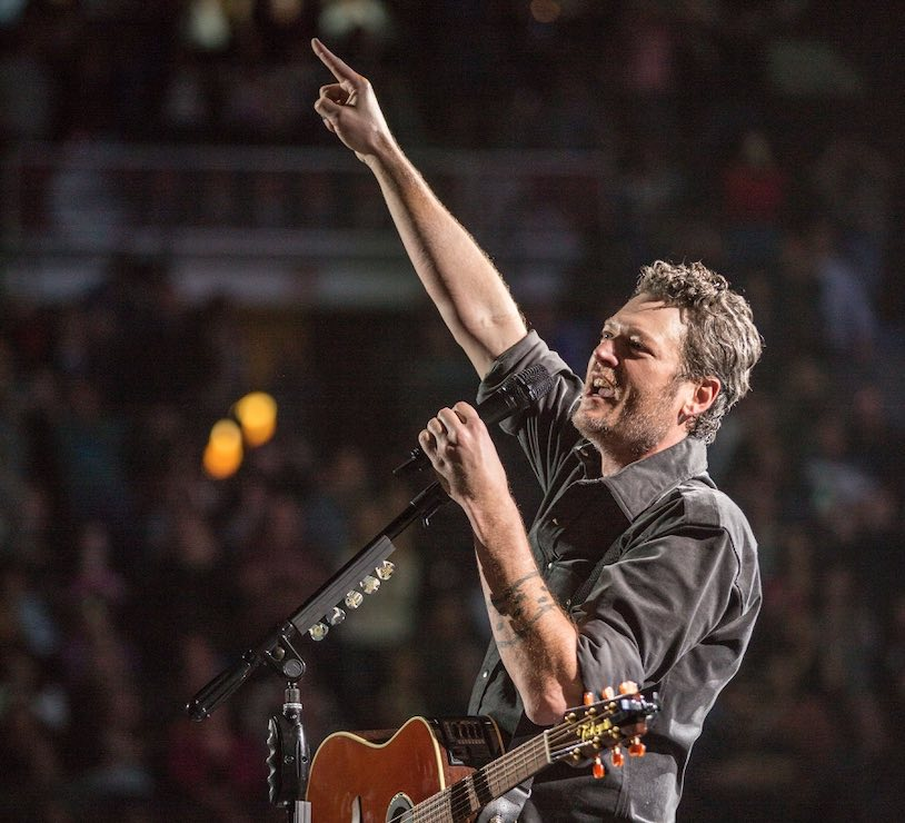 Blake Shelton Mid-State Fair concert sells out again