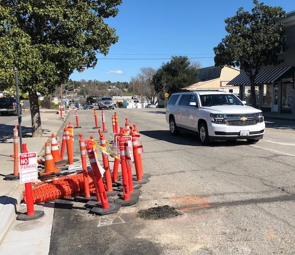 13th street paso robles constuction