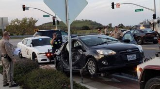 accident on theater drive paso robles