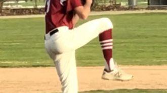 Lucas Climer paso robles baseball