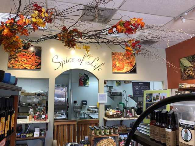 The story behind Spice of Life shop