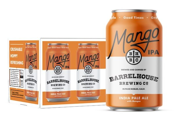 barrelhouse brewery mango ipa