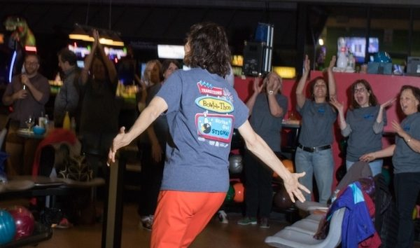 bowl out stigma fundraiser
