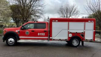 The paramedic squad will be stationed at Fire Station 1 and move around the city as needed. This third emergency response vehicle will help fill the void caused by simultaneous calls, when both engines are committed to previous emergencies.