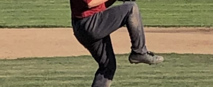 Ryan Harvel pitching paso robles baseball