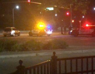 Suspect arrested for DUI after fleeing crash
