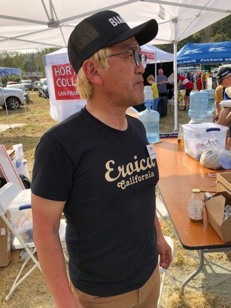 Founder Wes Hatakayama eroica